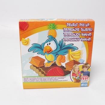 Společenská hra Mattel Papouškův náklad