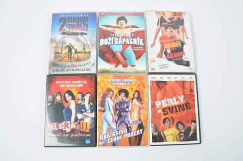 DVD - 2 blbouni v Paříži, Perly a svině
