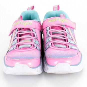 Dětská obuv Skechers, Heart Lights