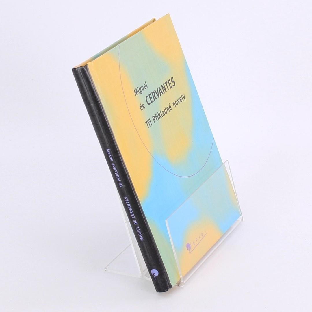 Kniha Tři Příkladné novely