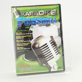 DVD Fussball karaoke