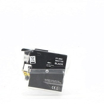 Inkoustová cartridge PF-980/985/1100 Black