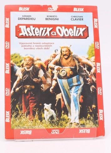 DVD Asterix a Obelix