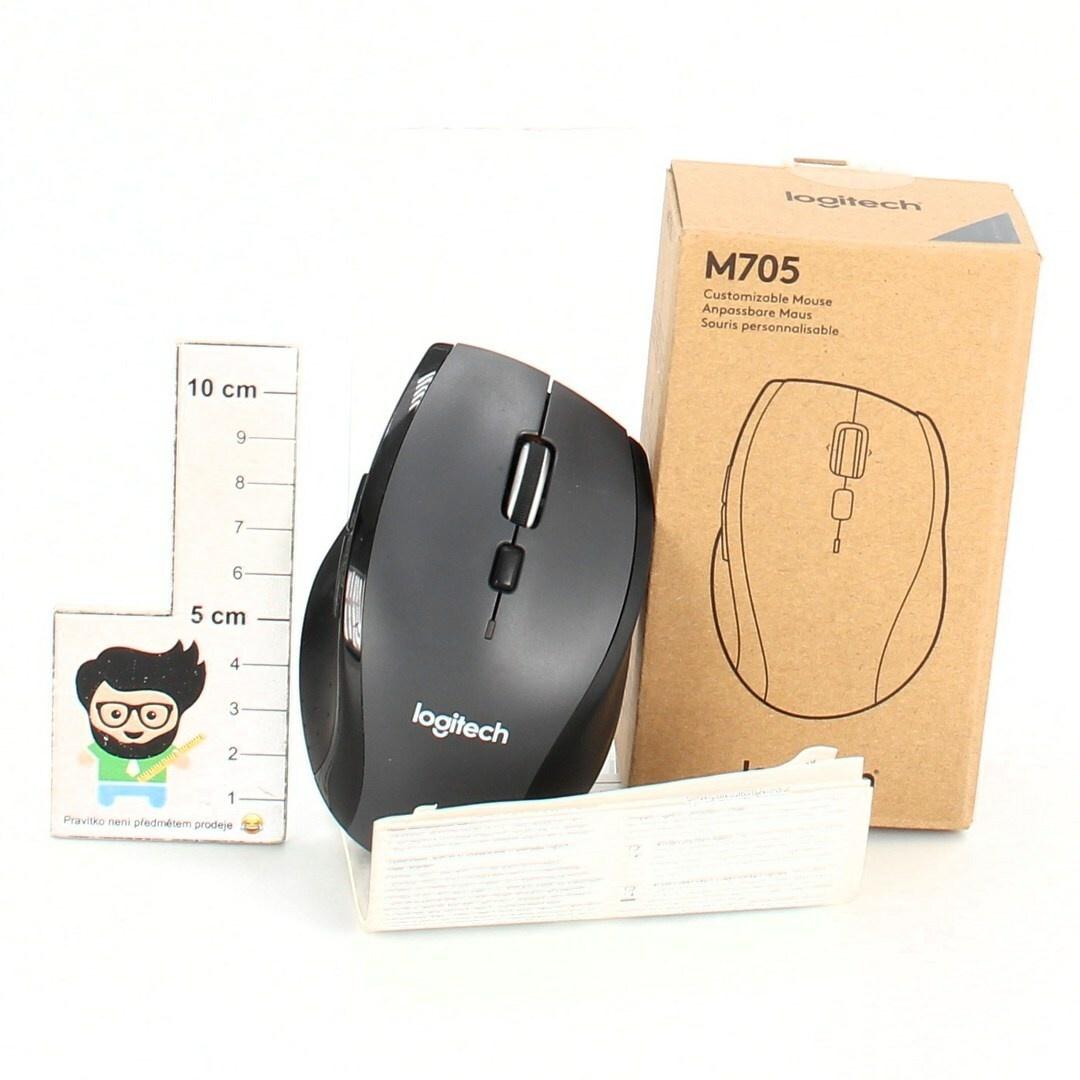 Bezdrátová myš Logitech M705
