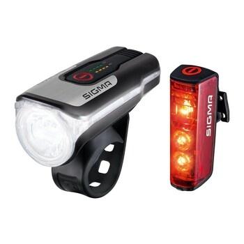 Světla na kolo Sigma Sport Aura 80 USB