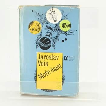Kniha Mladá fronta Moře času Jaroslav Veis