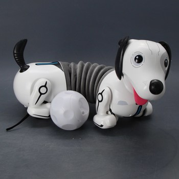 Interaktivní pejsek Silverlit Dash Dog