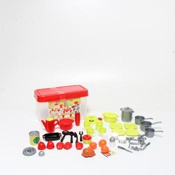 Sada dětského nádobí ECOIFFIER 2598