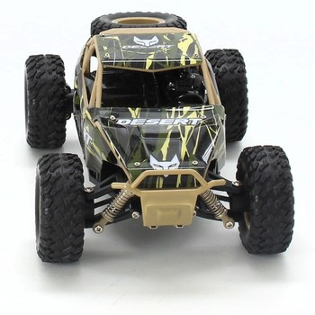 RC auto Carrera Buggy multicolour