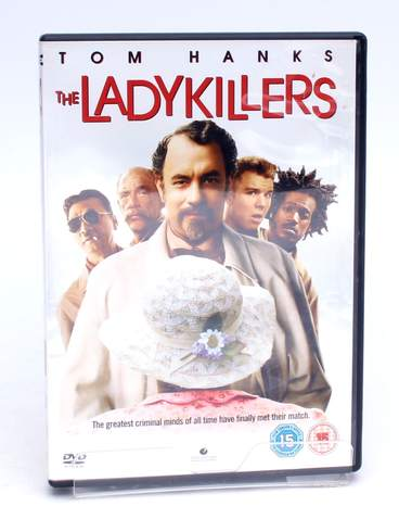 DVD The Ladykillers Touchstone pictures