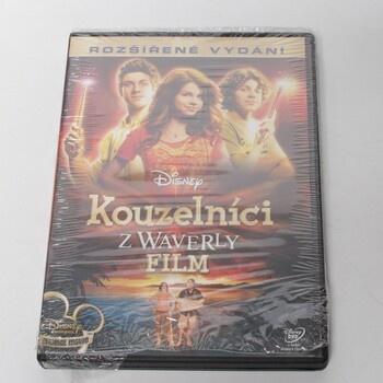 DVD film Disney Kouzelníci z Waverly