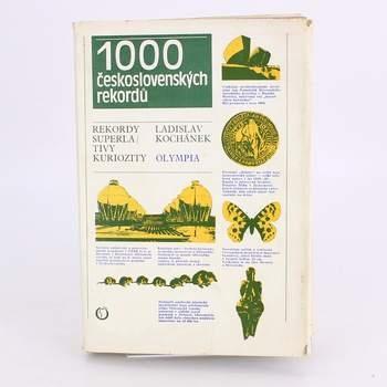 Ladislav Kochánek: 1000 československých rekordů