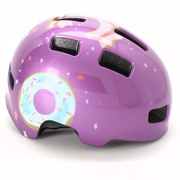 Dětská helma Uvex 4 Puprle donut