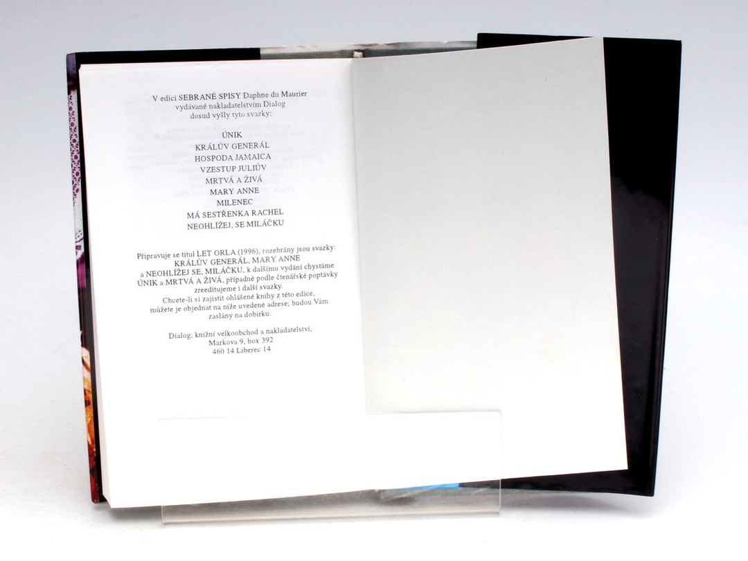Katalog Daphne Du Maurier: Vládni, Británie