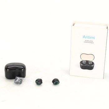 Bezdrátová sluchátka Antimi