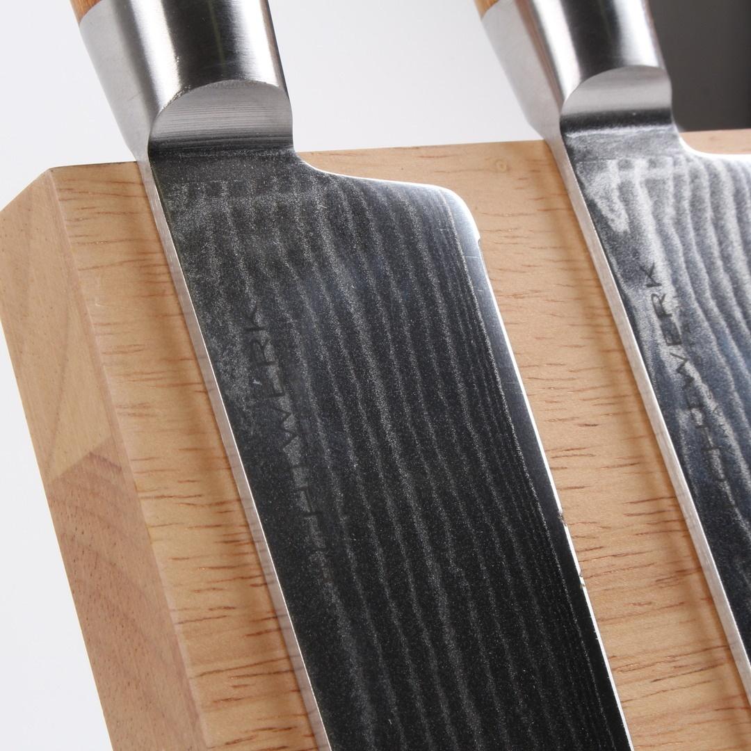 Nože se stojanem Echtwerk