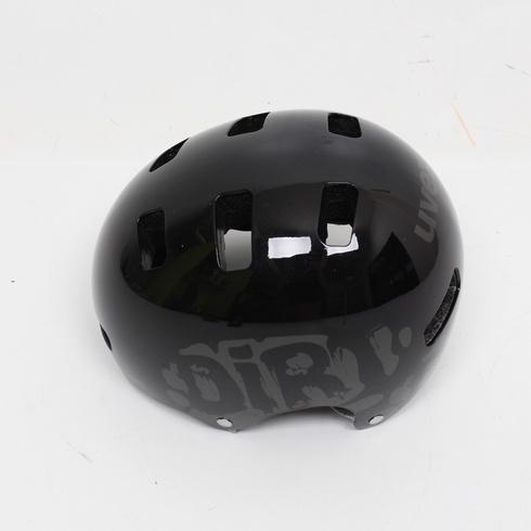 Dětská helma Uvex Kid 3 černá, vel. 51-55 cm