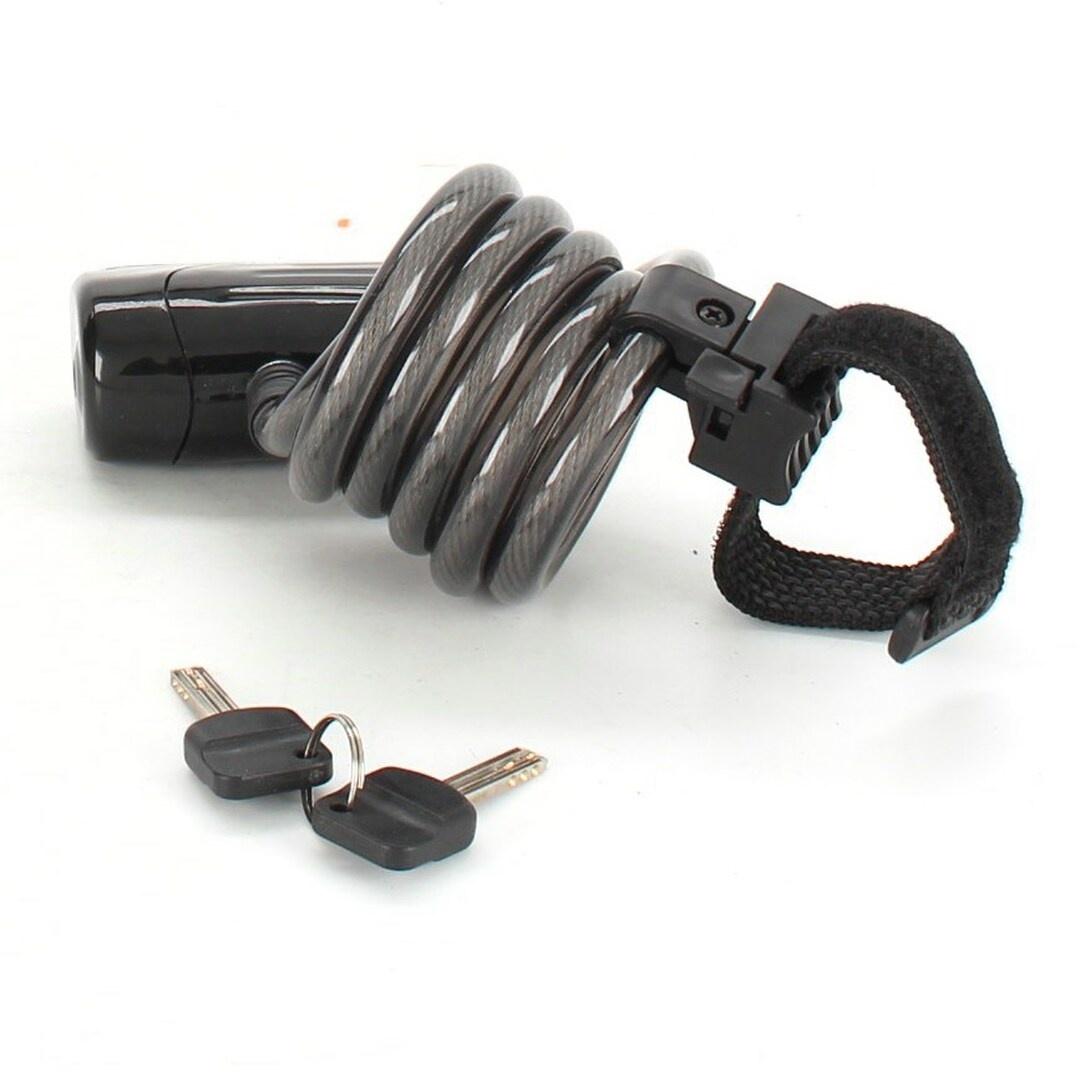 Zámek na kolo Fischer Coil Cable Lock