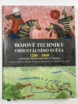 Bojové techniky orientalního světa 1200 - 1860