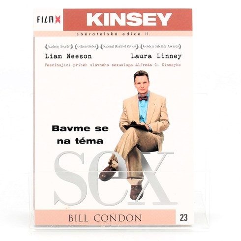DVD Bavme se na téma sex