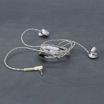 Sluchátka JBL T110 bílé barvy