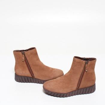 Dámské kotníčkové boty Tamaris Nub BOR 326