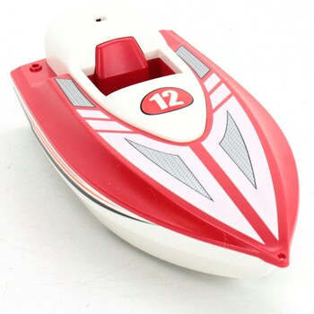 Model lodi Playmobil Motorový člun