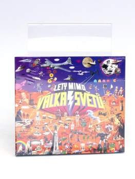 CD Supraphon Válka Světů Lety Mimo