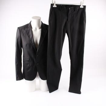 8d4fd3c9a2 Pánský oblek Black Tag by Zara Man černý