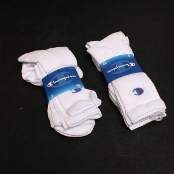 Sportovní ponožky unisex Champion 08QG bílé
