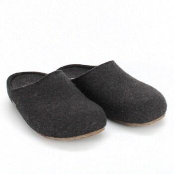 Papuče unisex Haflinger 711033 vel. 39