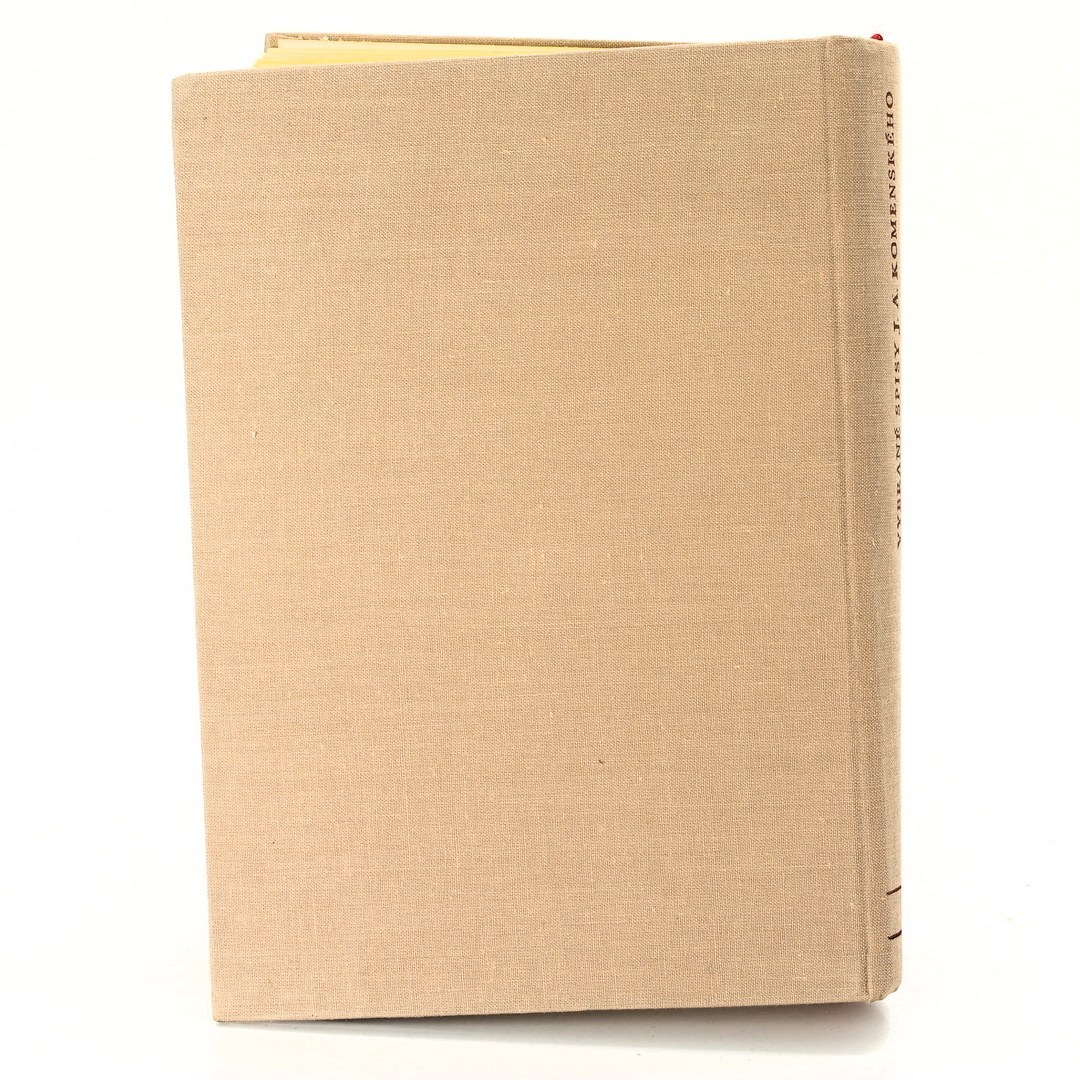 Vybrané spisy J. A. Komenského II