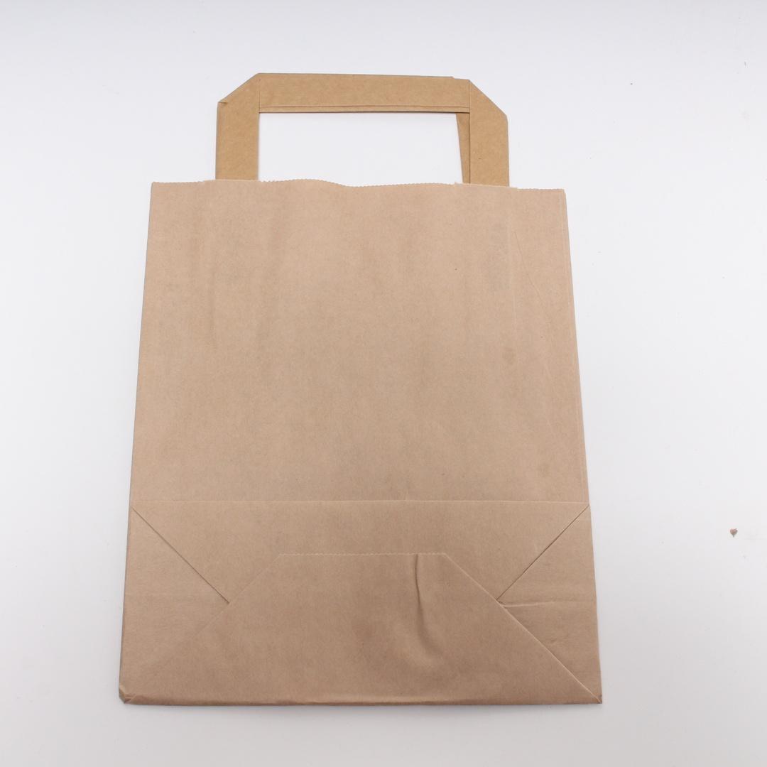 Papírové tašky Biozoyg ekologické 250 ks