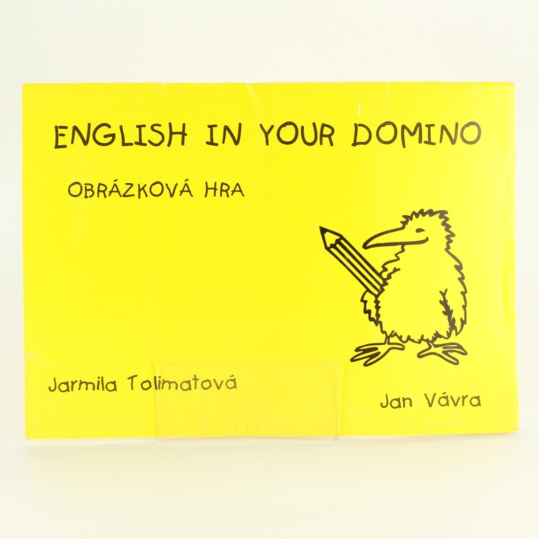 Škola English your domino Jarmila Tolimatová