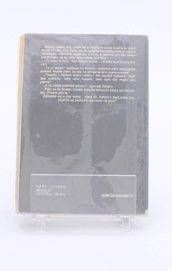 Kniha Miloslav Švandrlík: Říkali mu Terazky