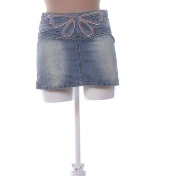 Dámská džínová mini sukně Fishbone