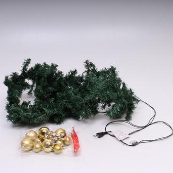 Vánoční dekorace - girlanda Wohaga 2056541