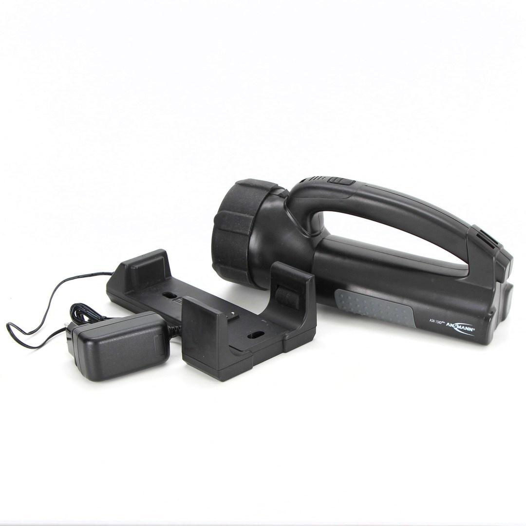 Přenosná svítilna Ansmann ASN 15HD Plus