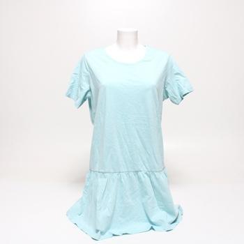 Dámské šaty Urban Classics Valance Tee Dress