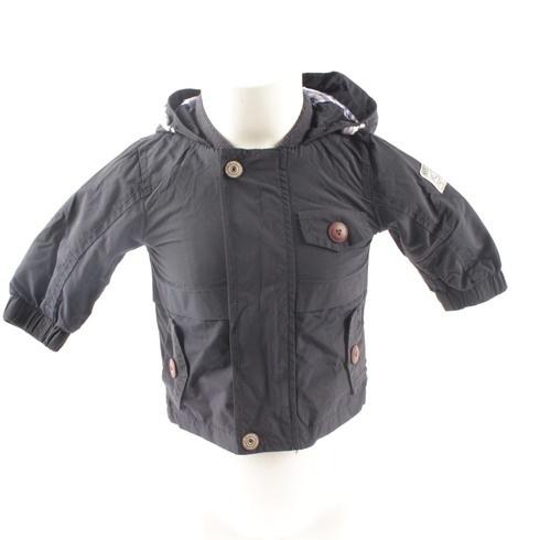 Dětský kabátek Next černé barvy - bazar  809d65741b
