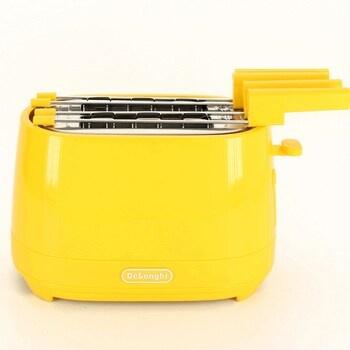 Toustovač De Longhi CTLAP2203 žlutý