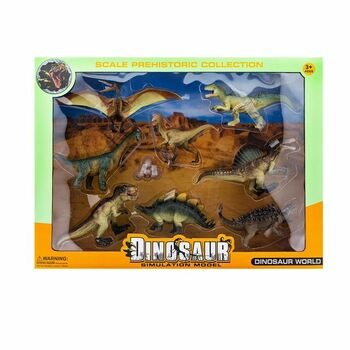 Figurky Dinosaur World MaDe dinosauři