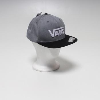 Chlapecká čepice Vans VA36OU šedá