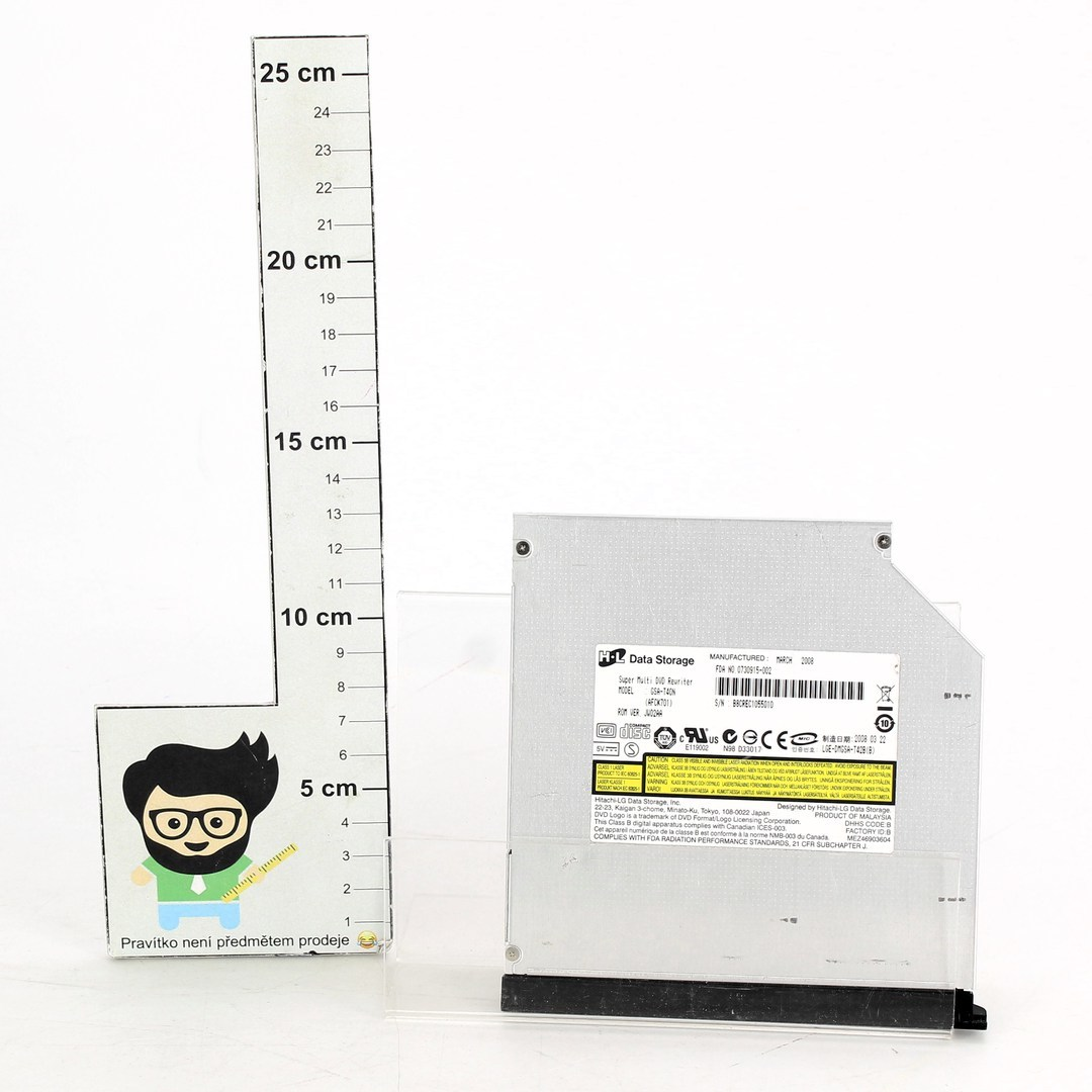 CD/DVD mechanika H-L Data Storage GSA-T40N