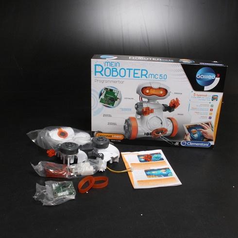 Stavebnice Clementoni Mein Roboter Galileo