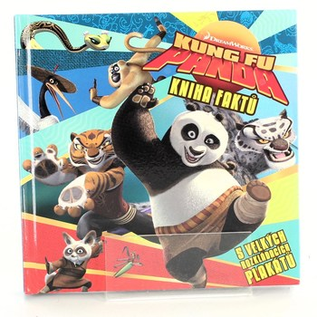 Kolektiv:Kung fu panda kniha faktů
