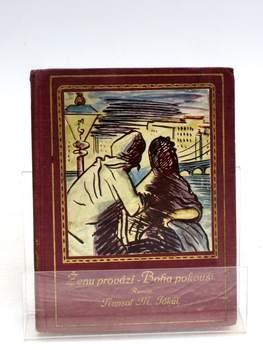 Kniha Mór Jókai: Ženu provází - Boha pokouší