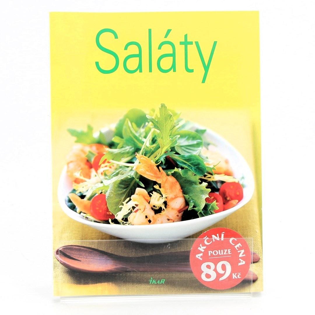 Kniha salátyoblíbena klasika i moderní trend