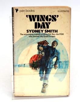 Kniha Sydney Smith: Wings Day