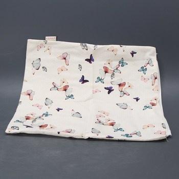 Povlak na polštář Esprit - motýli